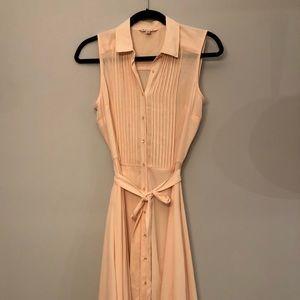 nanette Nanette Lepore Peach Dress, Size 4